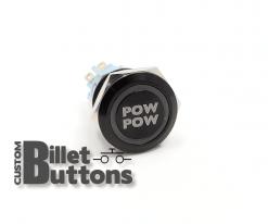 POW POW 2 STEP 19mm Custom Billet Buttons