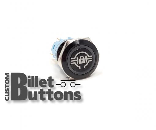 FRONT DIFF LOCK 19mm Custom Billet Buttons