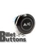 22mm A/C Custom Billet Buttons