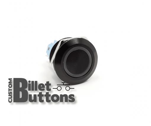 22mm Custom Billet Buttons