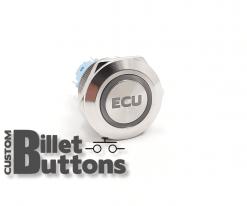 ECU 22mm Custom Billet Buttons