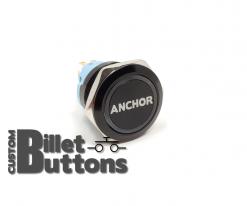 ANCHOR 25mm Laser Etched Billet Buttons