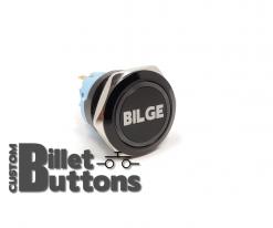 BILGE 25mm Laser Etched Billet Buttons
