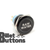 RAW WATER 25mm Laser Etched Billet Buttons