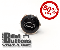 Scratch & Dent TRUNK Billet Buttons