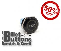Scratch & Dent TCC Billet Buttons