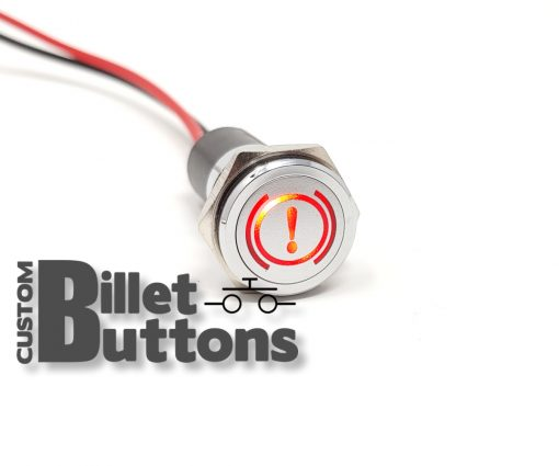 12V LED BRAKE Indicator 16mm