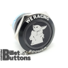 YODA WE RACING BOOMER 25mm Laser Etched Custom Billet Buttons